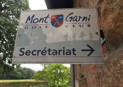 Mont Garni Secreteriat 2018